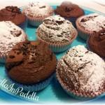 Muffin doppio cioccolato / Golosi