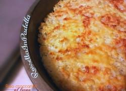 Riso croccante al forno / Ricetta light