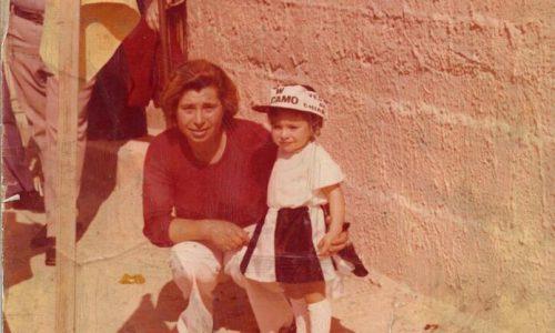 A mia madre…