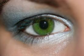 I miei occhi verdi