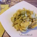 Orecchiette con broccoletto e pinoli