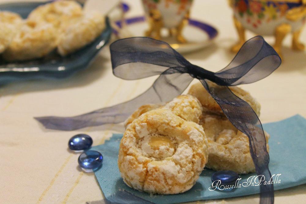 Biscotti alle mandorle senza burro
