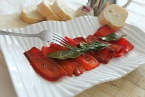 Peperoni in padella, gusto con leggerezza