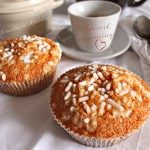 Tortine arancia e miele, ideali per prima colazione