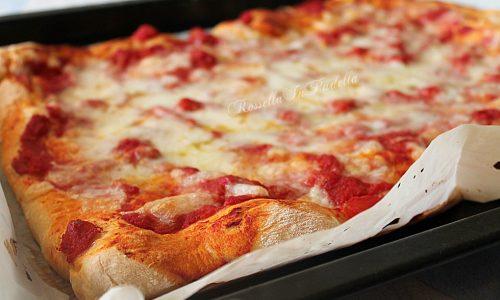 Ricetta per FARE LA PIZZA IN CASA