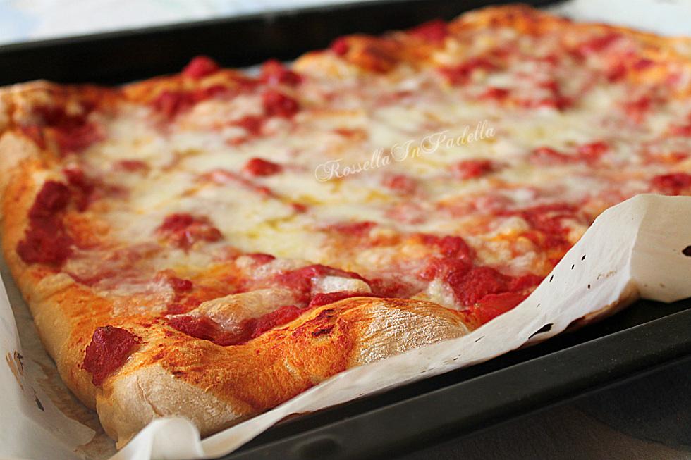 Ricetta X Una Buona Pizza.Ricetta Per Fare La Pizza In Casa Buona Come In Pizzeria