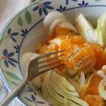 Insalata arance e finocchi, la mia preferita!