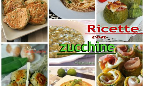 ricette con zucchine – ricette di stagione
