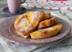 Pane fritto dolce – ricetta facile ed economica