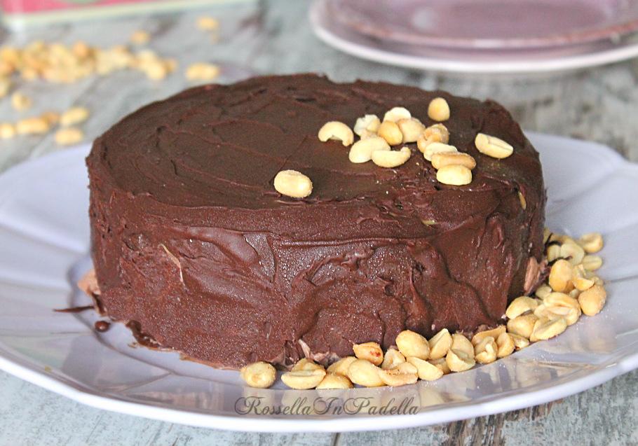 Eccezionale Torta snickers, golosa torta fredda senza cottura|RossellaInPadella GP22