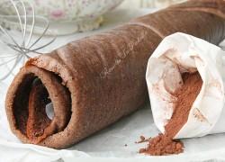 Pasta biscotto al cacao, ricetta base