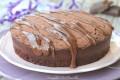 Torta alla nutella e cioccolato fondente