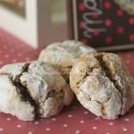 Biscotti alla nocciola, senza burro e morbidi dentro