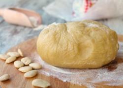 Pasta frolla alle mandorle, ricetta base