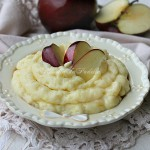 Crema pasticcera alle mele, leggera e golosa