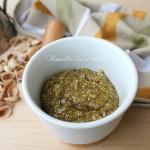 Pesto di pistacchi, ricetta base