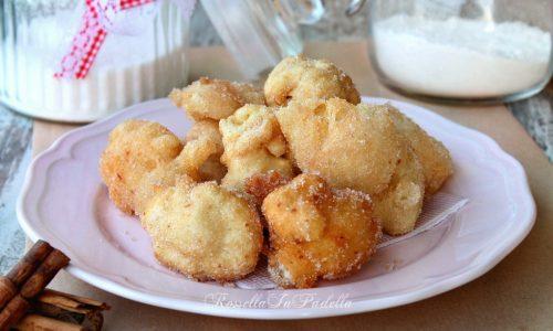 Sfince fritte, ricetta Siciliana