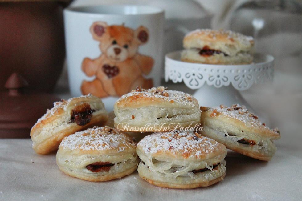Tortelli dolci alla nutella dolce facile e veloce for Ricette dolci facili e veloci