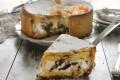 Cassata al forno, ricetta originale. La pasticceria Siciliana
