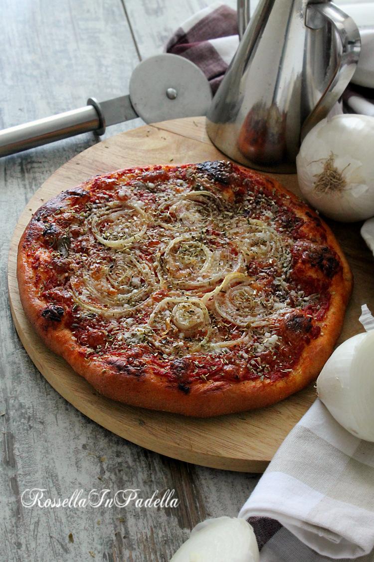 Pizza rianata, versione Alcamese