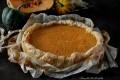 Pumpkin pie, torta alla zucca americana