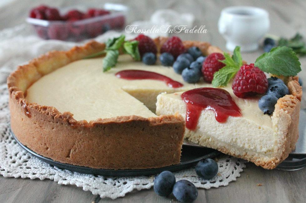Kasekuchen, la cheesecake tedesca