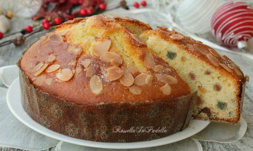 Torta panettone, la torta di Natale