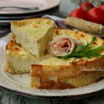 Cake al prosciutto cotto