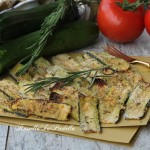Zucchine gratinate al forno, ricetta semplice