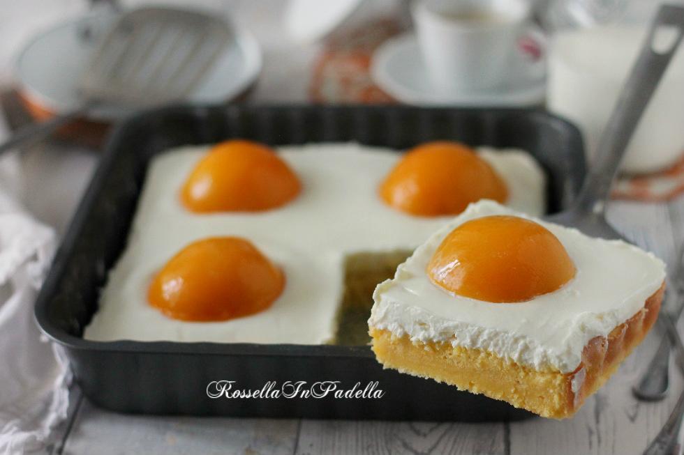 Speigeleikuchen, la torta di uova
