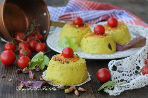 Cassatine siciliane salate, ricetta finger food sfiziosa