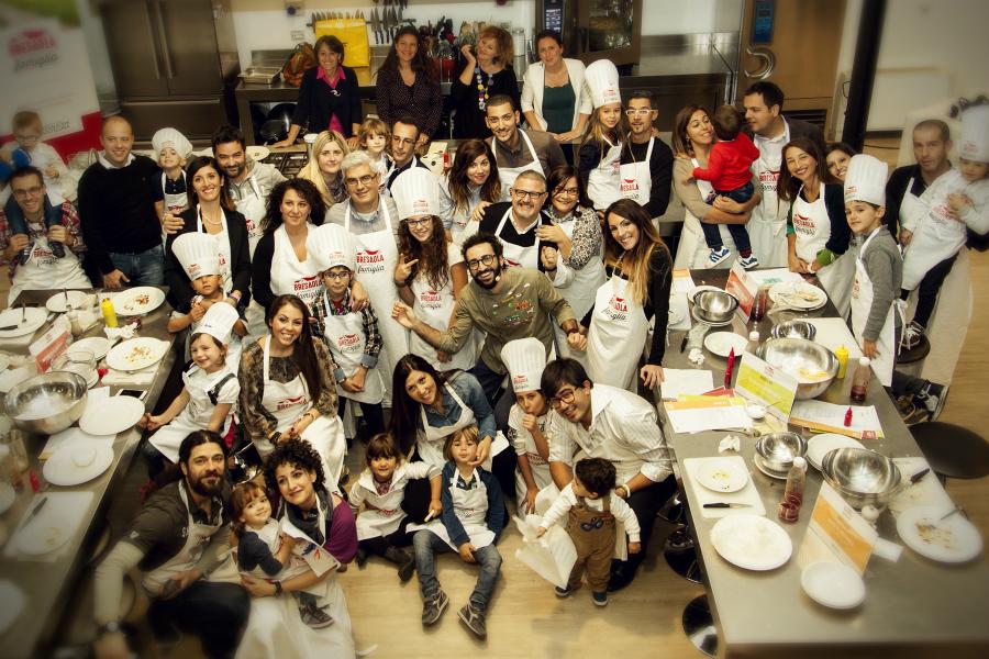 Evento Bresaola della Valtellina igp - in cucina con la famigli