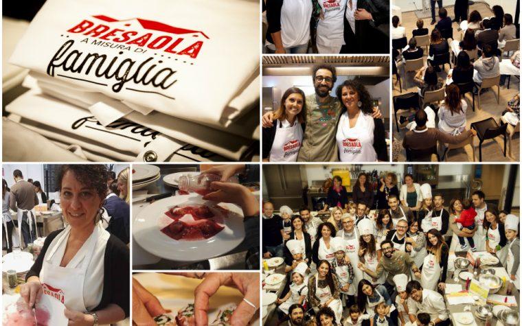 Evento Bresaola della Valtellina igp – in cucina con la famiglia
