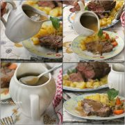 Salsa per arrosto - ricetta salse per carne