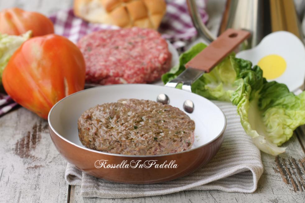 Ricetta Hamburger Fatti In Casa Giallozafferano.Hamburger Fatti In Casa Buoni E Genuini Ricetta Senza Uova Ne Cipolla
