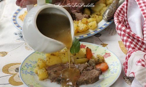 Salsa per arrosto – ricetta salse per carne