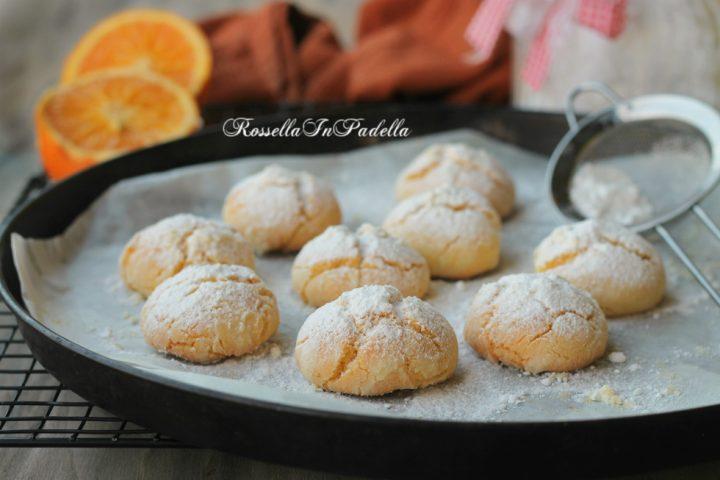 Taralli all'arancia, ricetta veloce