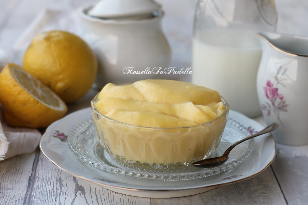 Crema pasticcera ricetta al microonde