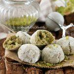 Pasticcini al pistacchio, ricetta con soli 4 ingredienti!