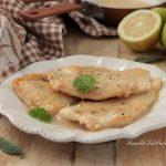 Pollo al limone cremoso
