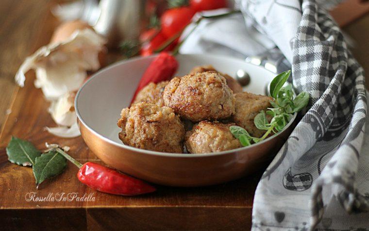 Polpette diavoline, ricetta semplice e gustosa