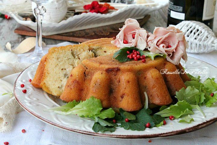Torta babà senza lievitazione