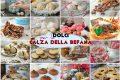 Dolci, biscotti  e dolcetti per la calza della Befana
