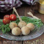 Polpette di tonno e patate senza cottura