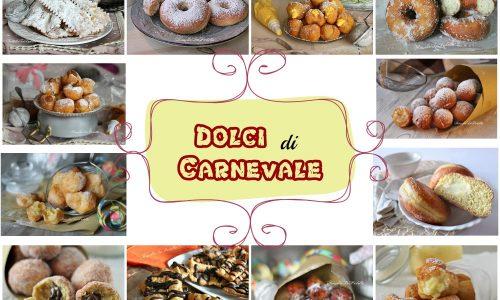 Dolci di Carnevale, ricette facili e golose