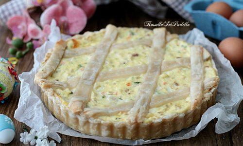 Pastiera salata, ricetta per Pasqua