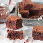 Brownies, ricetta con il cioccolato