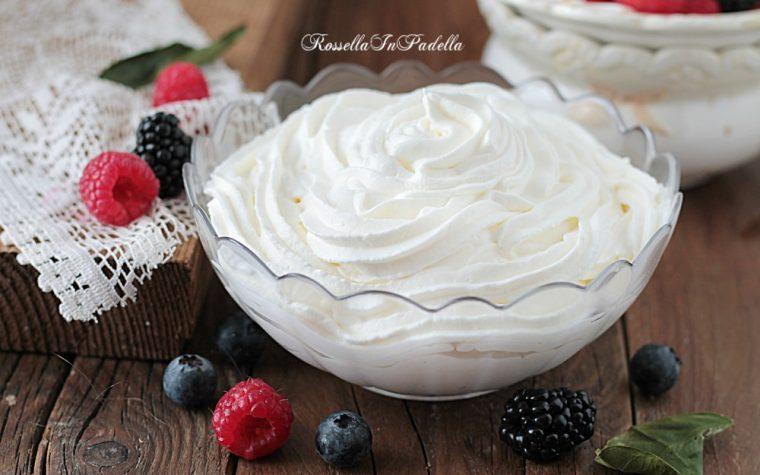 Camy cream, crema per farcire dolci