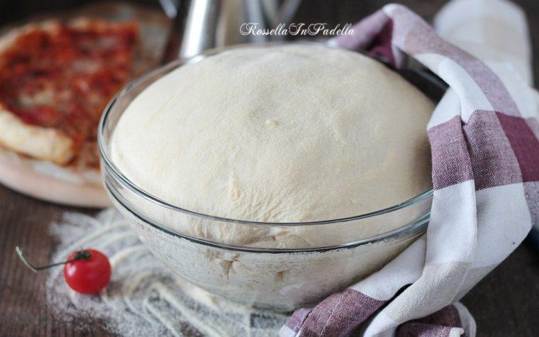Impasto PPF, per Pane, Pizza e Focaccia