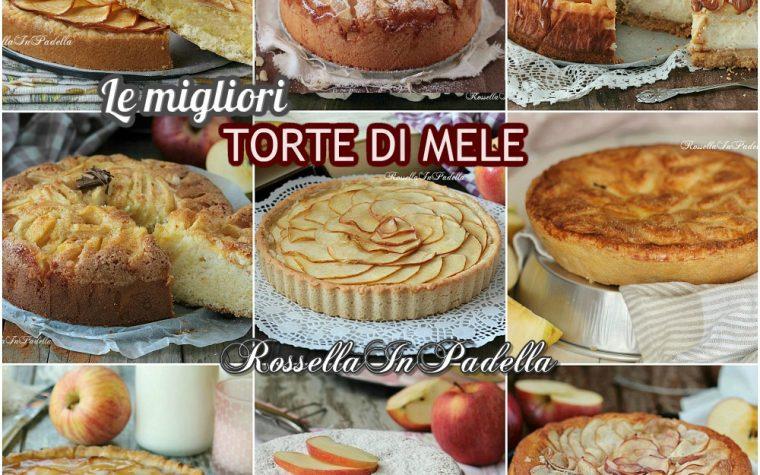 Le migliori ricette di TORTE DI MELE